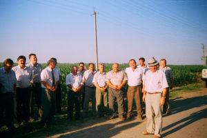 День поля 2005: «Технология выращивания кукурузы и подсолнечника в условиях богары степной зоны Кабардино-Балкарии»