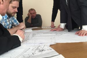 Работа над проектом строительства семенного завода