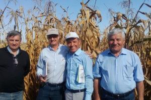 Рабочий визит селекционера «Natal Seeds» Федерико Фруденталя