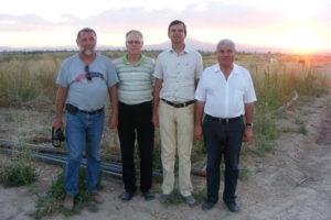 Рабочая поездка в Турцию в составе делегации Национальной ассоциации производителей семян кукурузы России