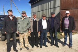 Агросопровождение в СПК «Шихобалово», Владимирская область
