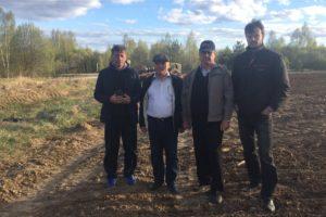 Агросопровождение в ООО «Рождество», Владимирская область