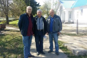 Посещение ОАО «Предприятие «Емельяновка», Московская область.